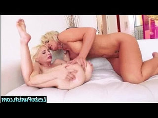 phoenix and piper lesbo girl get dildo sex toy punish by mean lez video