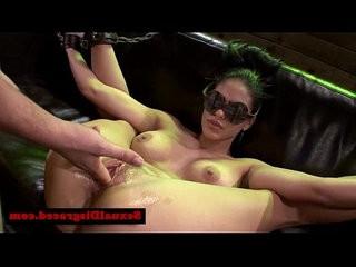 Tight up bondage slut drilled harshreed
