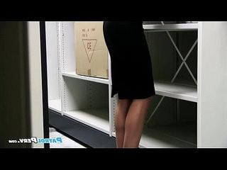 Amateure Fucking A Spying Pervert POV