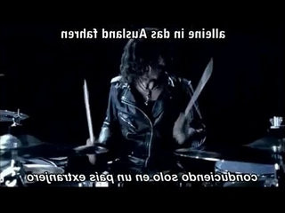Rammstein pussy subbed uncensored hq