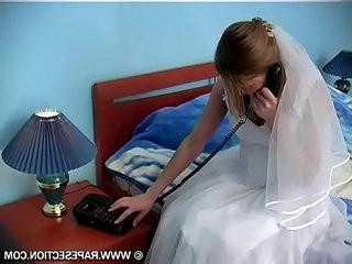 Bride abused
