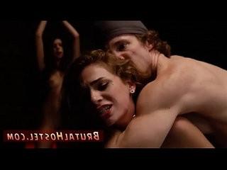 Ultimate surrender tag team domination bondage ball gags spanking