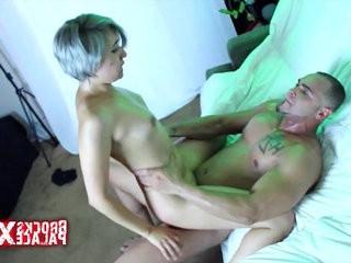 Nenetl destoyed by brocks huge cock fucking orgasm