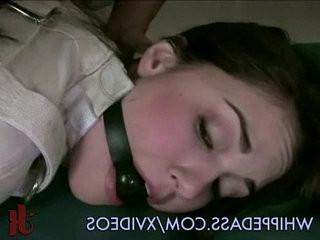 Naughty Nurses Make Patient Their Ass Slave
